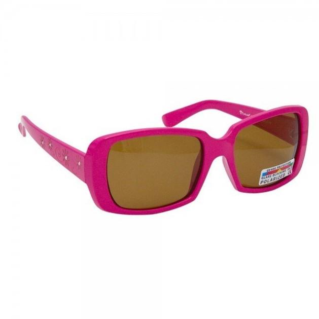 EyeLead Γυαλιά Ηλίου Παιδικά με Ροζ Σκελετό K1019