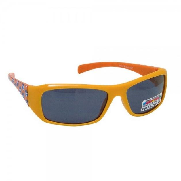 EYELEAD Γυαλιά Ηλίου Παιδικά με Πορτοκαλί Σκελετό K1024