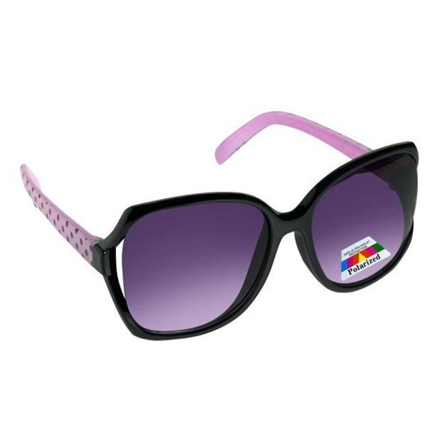 EyeLead Γυαλιά Ηλίου Παιδικά Μαύρο Ροζ K1036