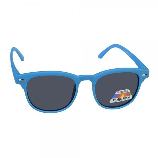 EyeLead Γυαλιά Ηλίου Παιδικά με Γαλάζιο Σκελετό K1042