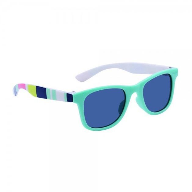 EyeLead Γυαλιά Ηλίου Παιδικά με Γαλάζιο Σκελετό K1058
