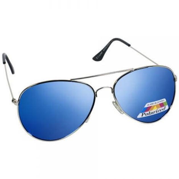 Eyelead Γυαλιά Ηλίου Unisex με Ασημένιο Σκελετό L636
