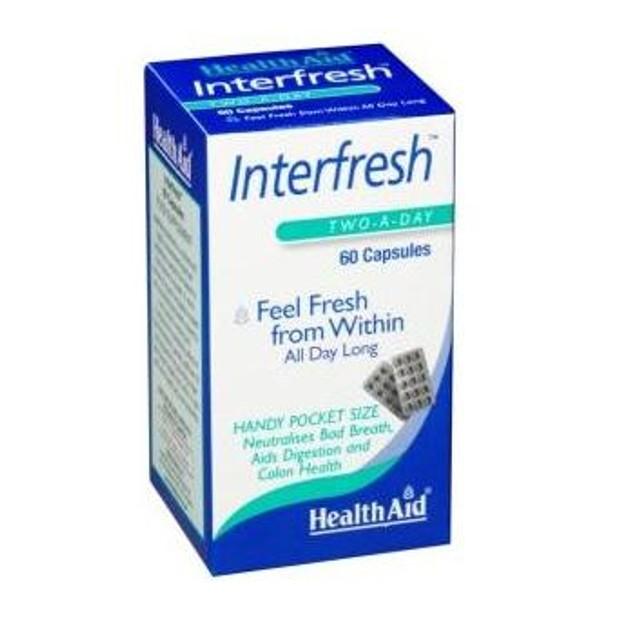 Health Aid Interfresh 60caps