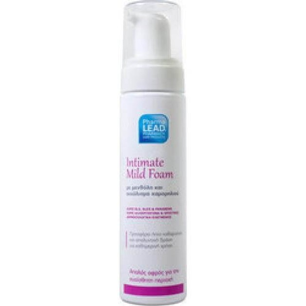 Pharmalead Intimate Mild Foam 200ml