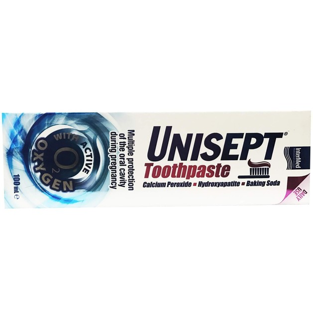 Intermed Unisept Toothpaste 100ml