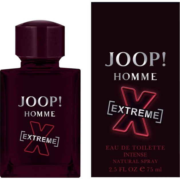 Joop Homme Extreme Intense Eau De Toilette Spray 75ml