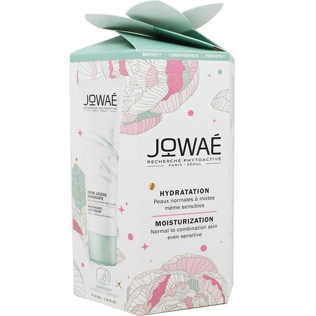 Jowae Creme Legere Hydratante Αέρινη Ενυδατική Κρέμα Προσώπου 40ml & Δώρο Eau de Soin Hydratante 50ml
