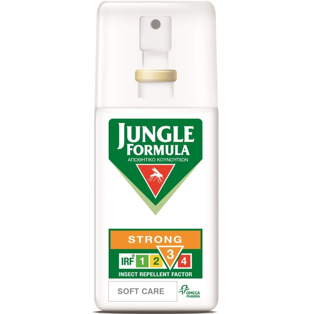 Jungle Formula Strong Soft Care 75ml