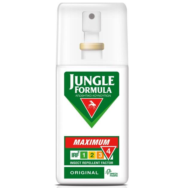 Jungle Formula Maximum Original 75ml