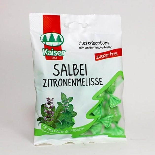 Kaiser Salbei Zitronenmelisse Με Φασκόμηλο Και Μελισσόχορτο 70γρ