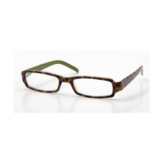 Eyelead Γυναικεία Γυαλιά Διαβάσματος Καφέ Πράσινο Κοκκάλινο E116