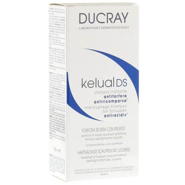 Ducray Kelual DS Shampooing Traitant 100ml