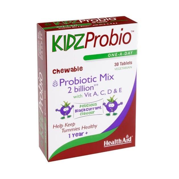 Health Aid KIDZ Probio 30chew.tabs