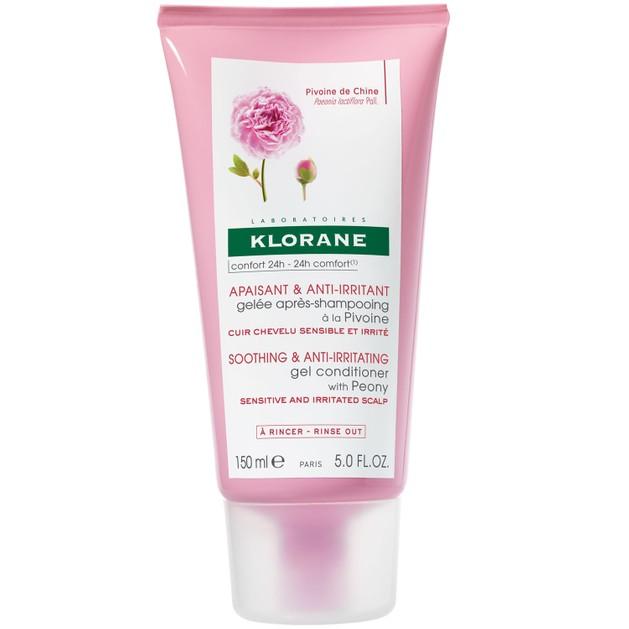 Klorane Gelee Apres Shampooing a la Pivoine 150ml