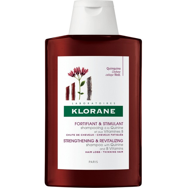 Klorane Shampoo Quinine Δυναμωτικό Σαμπουάν με Κινίνη 400ml Promo -25%