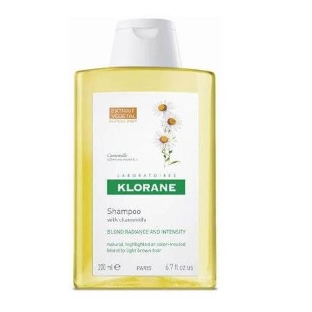 Klorane Shampooing a la Camomille