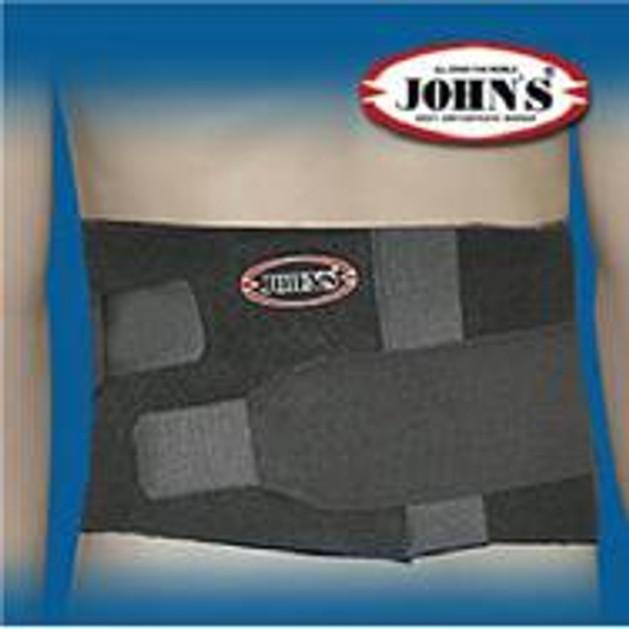 John\'s ΖΩΝΗ Ελαστικές δέστρες με μπανέλλες για τους κοιλιακούς μυς και τη μέση 120211