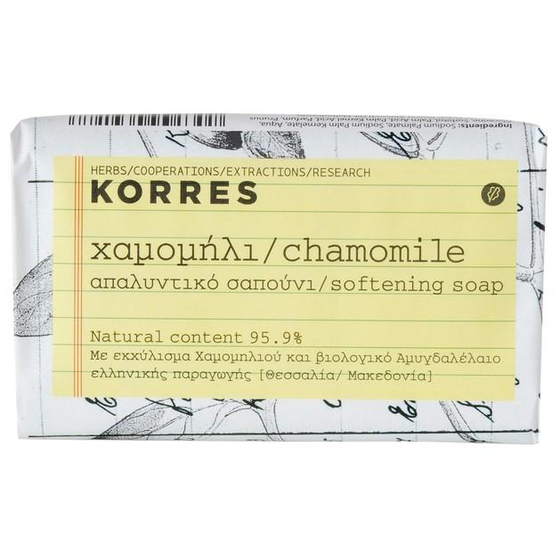 Korres Χαμομήλι Σαπούνι 125gr