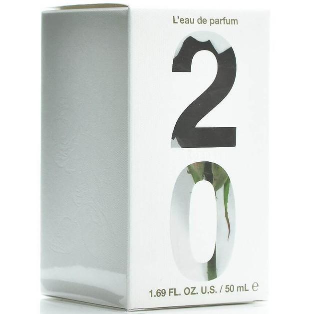 Korres 20 Dark Rose, Whiskey & Amber Eau de Parfum 50ml
