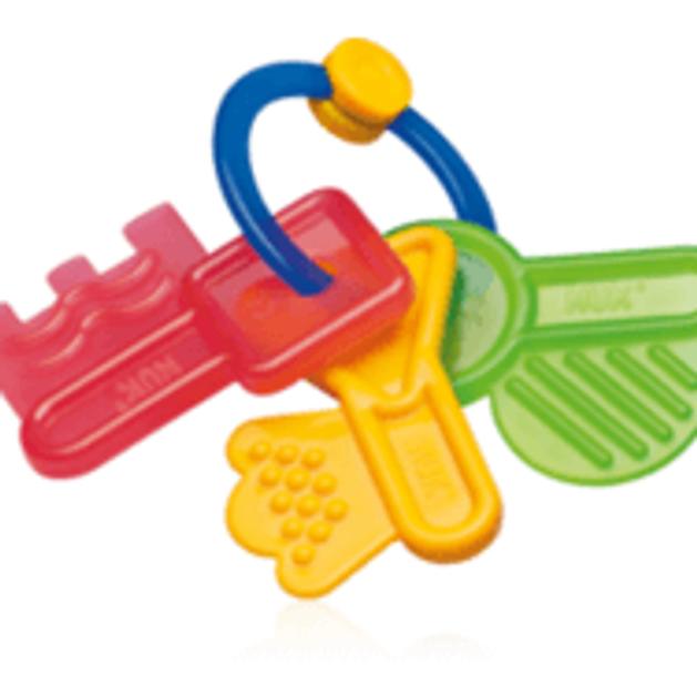 Κουδουνίστρα Κλειδιά - Nuk