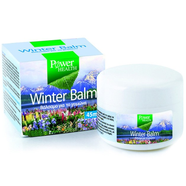 Power Health Κρυολόγημα Winter Balm 45ml