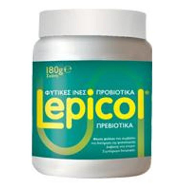Lepicol Συνδυασμός Προβιοτικών Και Πρεβιοτικών 180gr