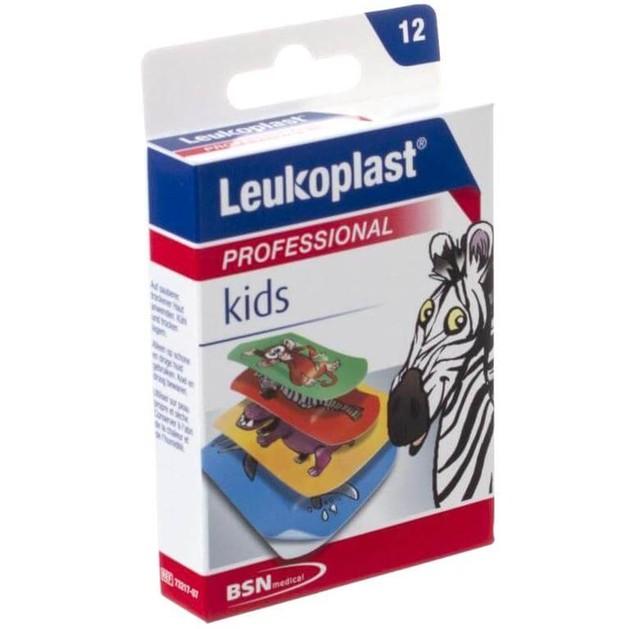 BSN Medical Leukoplast Professional Kids Αυτοκόλλητα Επιθέματα σε 2 Μεγέθη 12 Τεμάχια