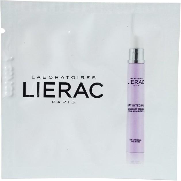Δείγμα Lierac Lift Integral Serum Yeux & Paupieres Ορός Σύσφιξης και Ανόρθωσης Ματιών και Βλεφάρων 1ml