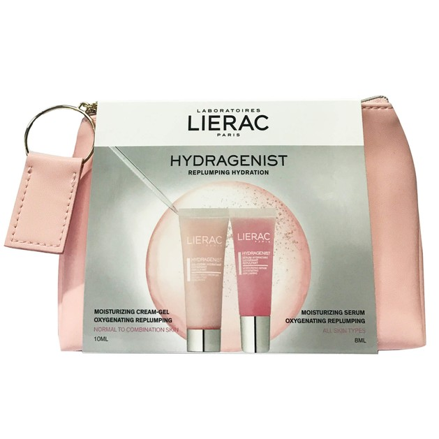 Lierac Hydragenist Gel-Cream 10ml & Δώρο Hydragenist Serum 8ml