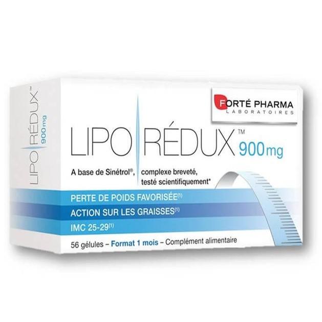 Forte Pharma Lipo Redux 900mg 56Caps