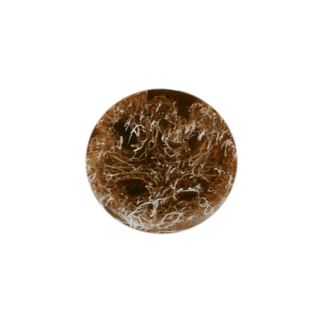 Homespa Loufa Soap Vanille & Caramel Σαπούνι με Φυσική Λούφα Βανίλια & Καραμέλα 150gr
