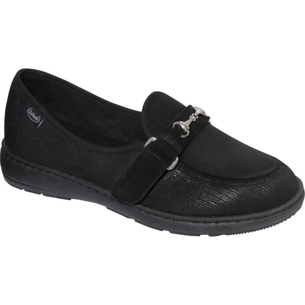 Scholl Shoes Lucrece Rei F276901004 Black 1 Ζευγάρι