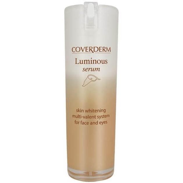 Coverderm Luminous Serum Λευκαντικός Ορός 20ml