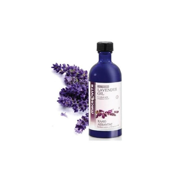 Macrovita Lavender Oil with Vitamins E + C + F 100ml
