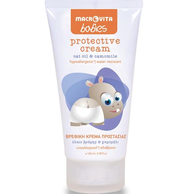 Macrovita Babies Protective Cream 100ml