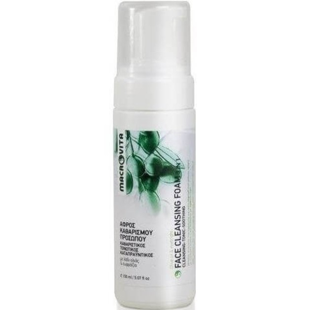 Macrovita Face Cleansing Foam 150ml