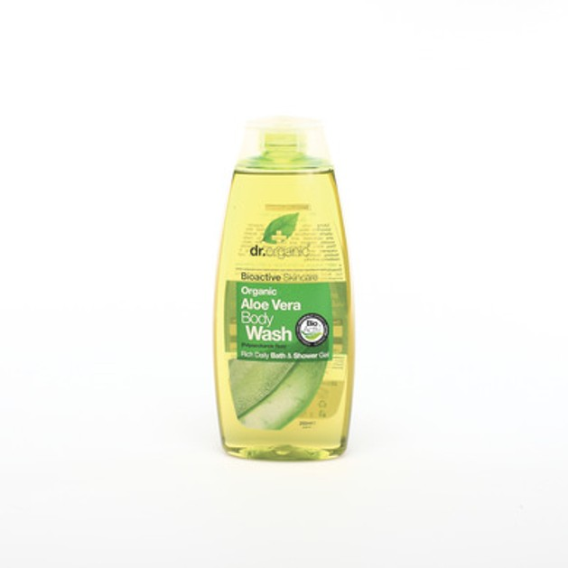 Dr.Organic Organic Aloe Vera Body Wash 250ml