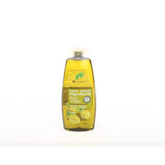 Dr.Organic Organic Virgin Olive Oil Body Wash 250ml