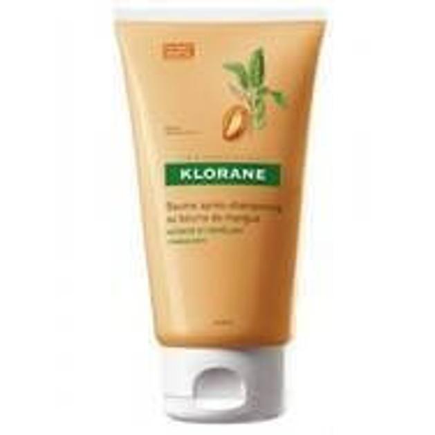 Klorane Baume Apres Shampooing au Berre de Mangue 150ml