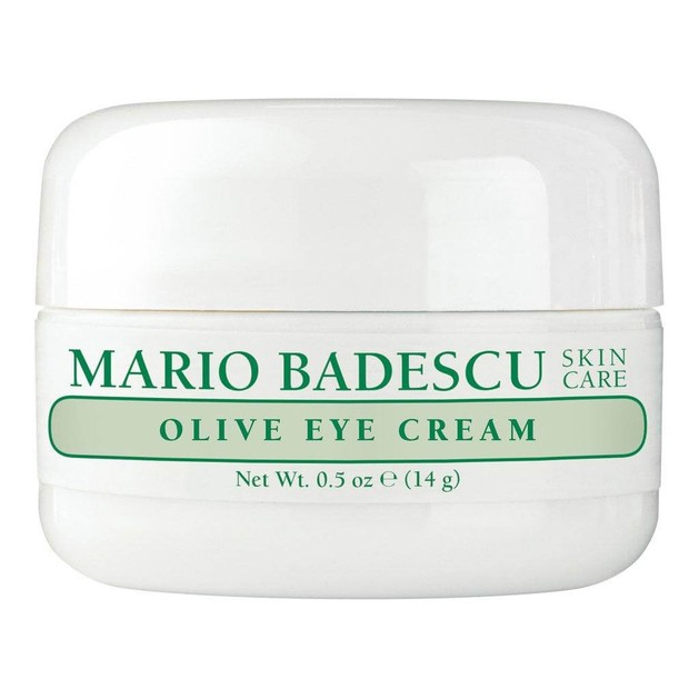 Mario Badescu Olive Eye Cream Απαλή Θρεπτική & Δραστική Κρέμα Ματιών Ενισχυμένη με Ελαιόλαδο & Βούτυρο Καρύδας 14ml