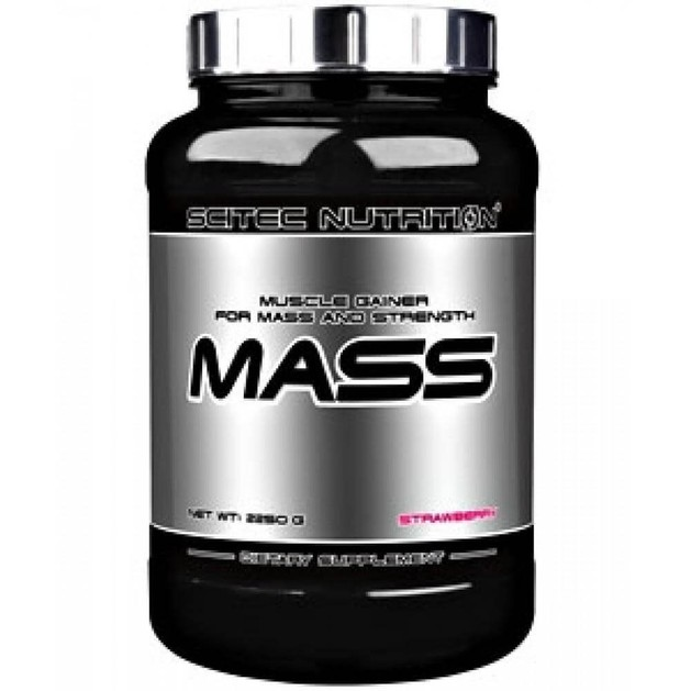 Scitec Nutrition Mass Φόρμουλα 2250g