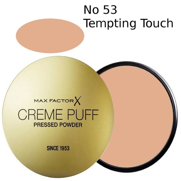 Max Factor Creme Puff  53 Tempting Touch 21gr  (πούδρα)