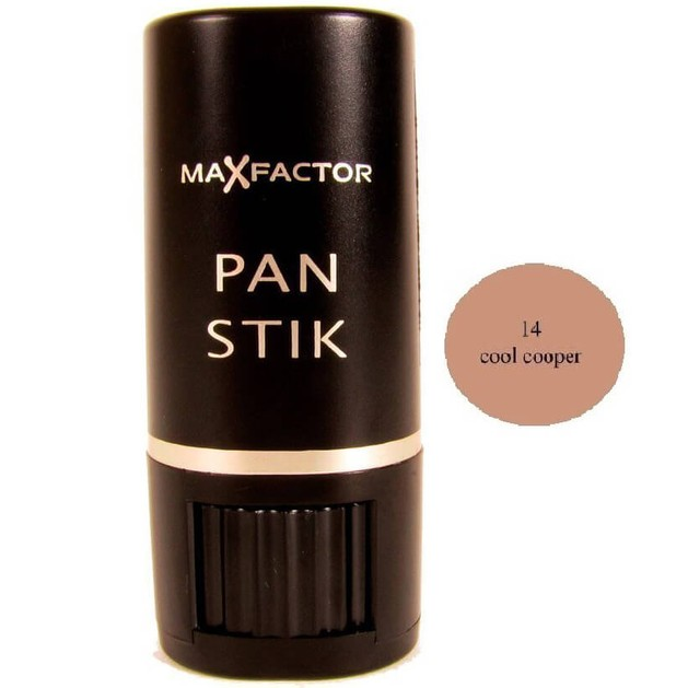 Max Factor Pan Stick 14 Cool Cooper (make up)