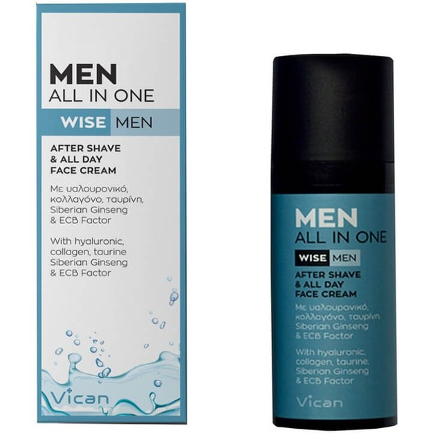 Wise Men All in One Cream 50ml - Vican