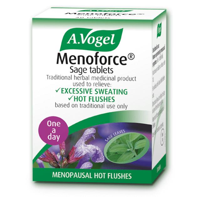 A.Vogel Menoforce Φυτικό Θεραπευτικό Μέσο 30 tabs