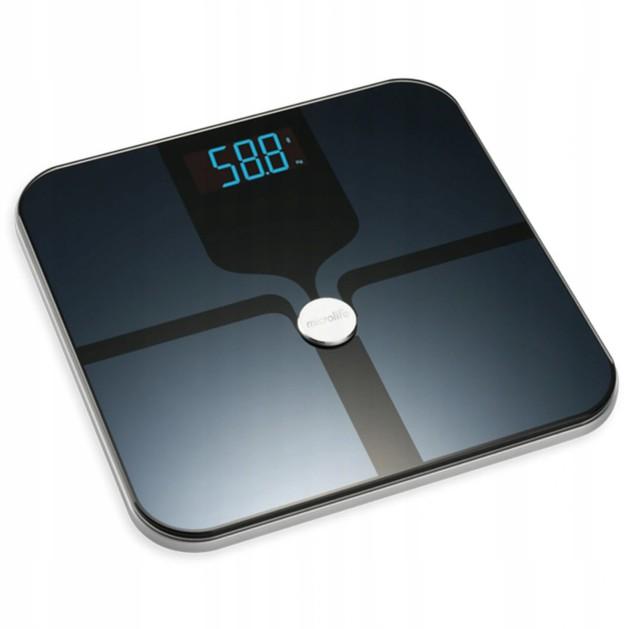 Microlife WS 200 BT Ζυγαριά Λιπομετρητής με Τεχνολογία Bluetooth 1 Τεμάχιο