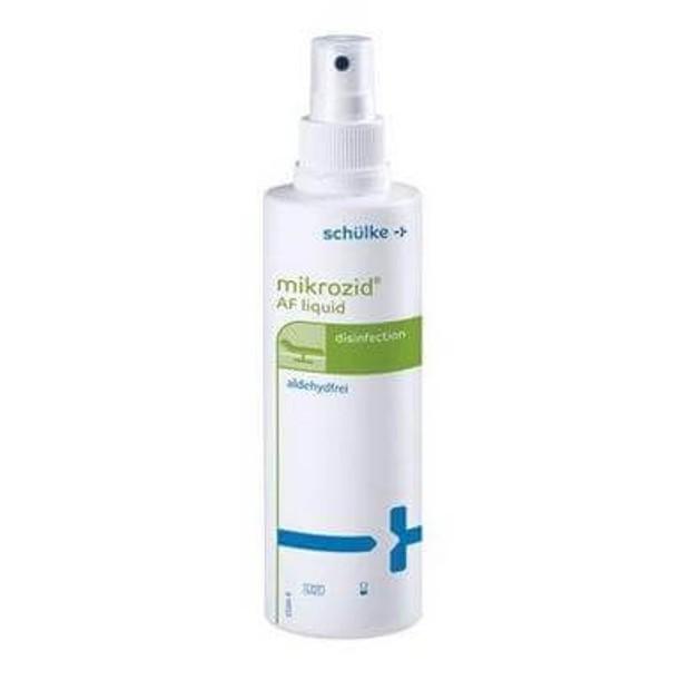 Mikrozid AF Liquid, Απολυμαντικό spray 250ml