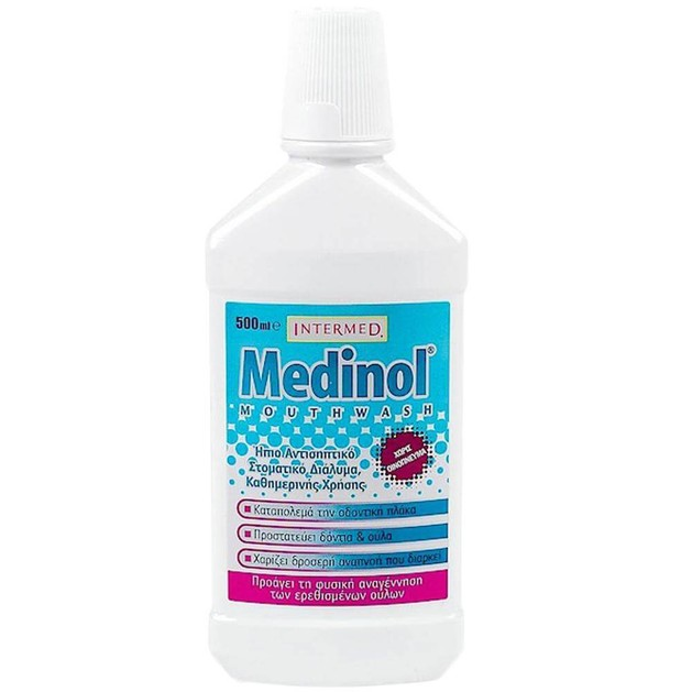 Intermed Medinol Mouthwash 500ml