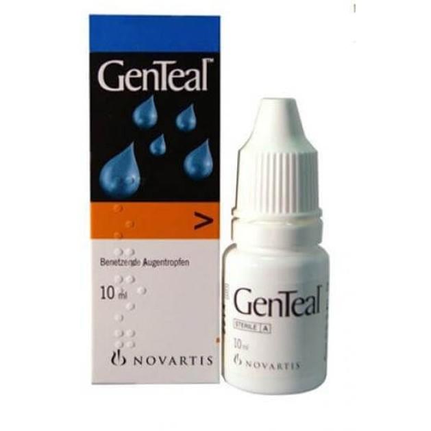 GenTeal Eye Drops 10ml Οφθαλμικές Σταγόνες