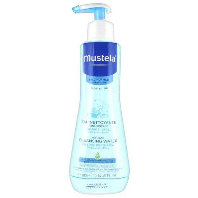 Mustela No-Rinse Cleansing Water Βρεφικό-Παιδικό Καθαριστικό Υγρό Χωρίς Ξέᴨλυμα